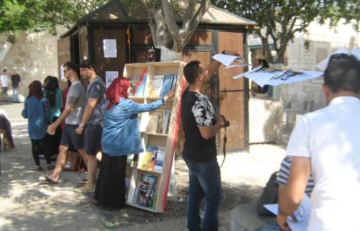 نشاطات توعوية وميدانية ينظمها أعضاء شبكة ديار المدنية الثقافية