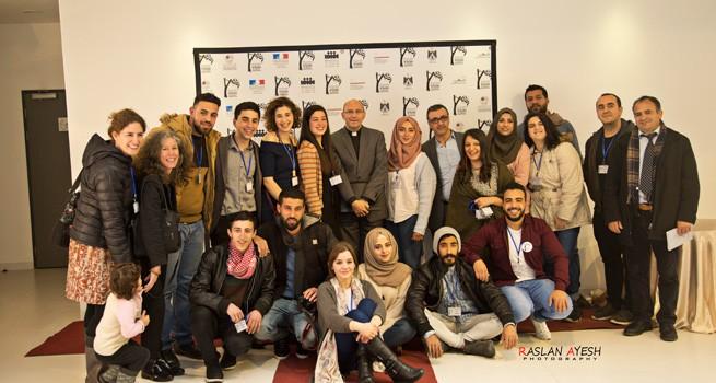 افتتاح مهرجان بيت لحم لسينما اللبة لعام 2019