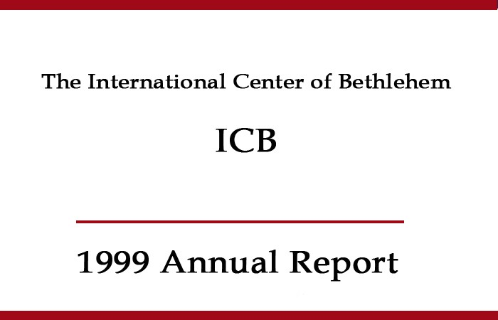 Annual Report 1999