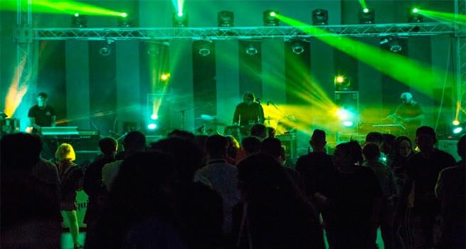 تواصل مهرجان دندنات للموسيقى والرقص