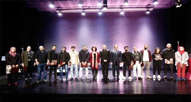دار الكلمة الجامعية تحتفل بتسليم جوائز مسابقة اسماعيل شموط لعام 2019