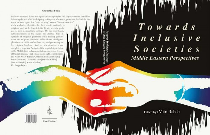 Towards Inclusive Societies: Middle Eastern Perspectives Paperback